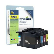 Compatible Con Brother LC1220/LC1240 Serie Inkjet Cartuchos De Tinta
