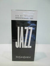 "PROFUMO UOMO 50/100ml O AFTER SHAVE  "" JAZZ DE YSL - PARIS "" VINTAGE"