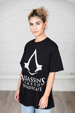 Official Assassins Creed Syndicate Logo T-Shirt Unisex Jacob Videogioco Console