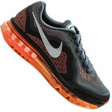 NIKE - BASKET - HOMME - AIR MAX 2014 - 621077 009 - DARK MAGNET GREY CRIMS NEUF