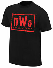 WWE NWO NEW WORLD ORDER Wolfpac OFFICIAL AUTHENTIC T-SHIRT
