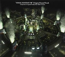 FINAL FANTASY VII / OST (JPN)-FINAL FANTASY VII / O.S.T. (JPN)-CD  NEU