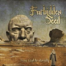 Forbidden Seed - From Sand To Eternity CD Roar Records NEU