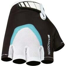 Madison Sportive Mens Adult Cycle Cycling Road Bike Fingerless Mitts - Clearance