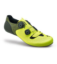 Specialized S-Works 6 Road Radschuhe Neon Yellow 2017