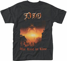 DIO The Last In Line T-SHIRT OFFICIAL MERCHANDISE