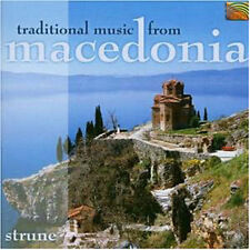 strune - traditional music from macedon (CD) 5019396177024