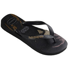 Havaianas Star Wars Chanclas Sandalias Chanclas Black 4135185.1069 DARTH