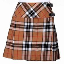 Thomson Camel Ladies Billie Kilt Skirt UK Seller Great Feedback Sizes 6 -22