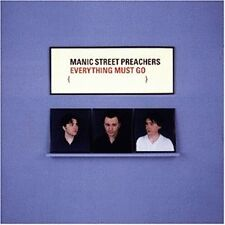 manic street preachers - everything must go (CD NEU!!!) 5099748393029