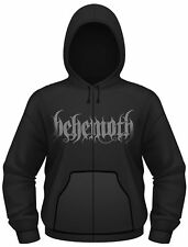 BEHEMOTH Classic Band Logo New Aeon Musick HOODIE SWEATSHIRT + ZIP OFFICIAL