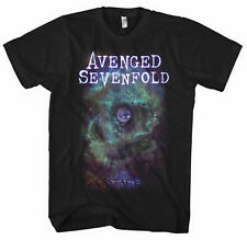 AVENGED SEVENFOLD Space Face The Stage T-SHIRT OFFICIAL MERCHANDISE
