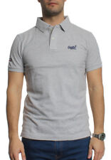 Superdry Polo Men CLASSIC NEW FIT PIQUE POLO Silver Heather Marl