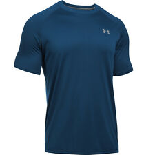 Under Armour Tech Camiseta De Manga Corta Camiseta T-Shirt azul marino steel