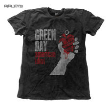 Official T Shirt GREEN DAY American Idiot  SNOW WASH Vintage All Sizes