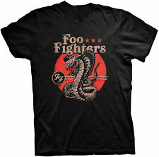 FOO FIGHTERS DAVE GROHL Snake T-SHIRT OFFICIAL MERCHANDISE