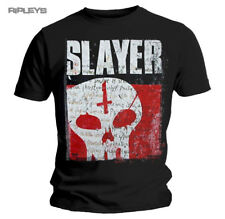 Official T Shirt SLAYER Metal  Undisputed ATTITUDE Skull All Sizes
