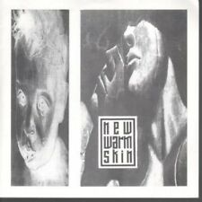 "NEW WARM SKIN Breaking Down 7"" VINYL UK Recess 1991 B/W Hymn (Pos001) Pic Sleeve"