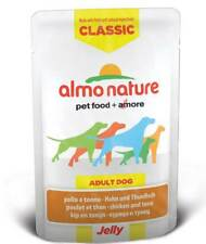 Almo Nature Classic Pollo e Tonno in Jelly 70 g per cani