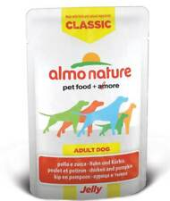 Almo Nature Classic Pollo e Zucca in jelly 70 g per cani