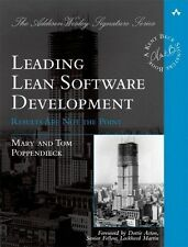 Leading Lean Software Development Mary Poppendieck