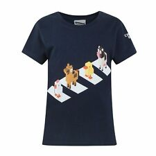 Crossy Road Childrens/Girls Official Character Crossing Short Sleeved T-Shirt