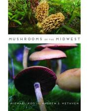Mushrooms of the Midwest by Michael Kuo (English) Paperback Book
