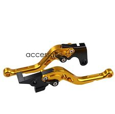 Gold Brake Clutch Levers for Honda CBR600RR CBR1000RR CBR900RR CBR600F F2 F3 F4