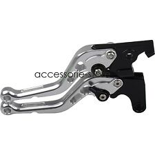 Silver Brake Clutch Levers for Honda CBR600RR CBR1000RR CBR900RR CBR600 F2 F3 F4