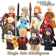 MINI FIGURINES Game of Thrones - Joffrey, Daenerys, Khal Drogo.....
