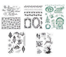 VIVA DECOR Clear Stamps MY PAPER WORLD Silikon Stempel Christmas WEIHNACHTEN