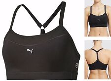 Womens Ladies PUMA POWERSHAPE Mid IMPACT Support sports Bra Bras Fitness CELL