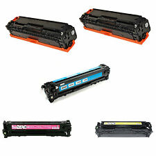 TONER CB540A COMPATIBILE HP LASERJET PRO CM1415FNW CM1415FN CP1525N CP1525NW
