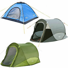 High Colorado Pop up Tent Pop up 2 - 3 Person Camping Festival NEW