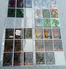 Marvel vs Wildstorm Trading Cards Choose from a selection of Chase Insert Cards