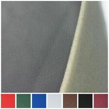 SCRIM FOAM BACKED TEXTURED FAUX LEATHER HEADLINING BOAT CAR CAMPER MATERIAL 3mm