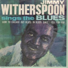 """JIMMY WITHERSPOON Sings The Blues 7"""" VINYL UK Arc 1965 4 Track EP Featuring"""