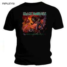 Official T Shirt IRON MAIDEN Album FEAR TO ETERNITY Eddie All Sizes