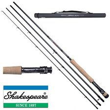 Shakespeare NEW Sigma Supra Fly Fishing Rod Carbon + Case - Trout / Salmon