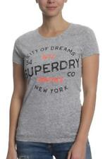 Superdry T-Shirt Women CITY OF DREAMS Black