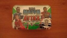MATCH ATTAX FACTORY SEALED TIN CHOOSE FROM SELECTION 2008 2009 2010 2013