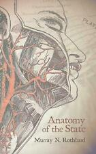 Anatomy of the State by Murray Rothbard (English) Paperback Book