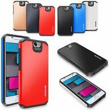 For HTC One A9 / Aero Hybrid Rugged Rubber Shockproof Protective Hard Case Cover