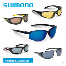 Shimano Polarised Sunglasses (Full Range) - Carp Pike Coarse Sea Fishing Tackle
