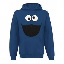 Sesame Street Sweater Men - MONSTER - Royal