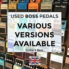 Boss Effects Pedal - Guitar & Bass - Various Models Available - FAST UK Shipping