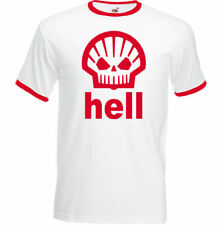 Hell - COME Consumato da Heath Ledger - UOMO PARODIA Suoneria T-Shirt Batman