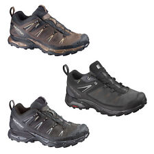 Salomon X Ultra Leather GTX Gore Tex men's Hiking boots Hiking Leather Shoes NEW