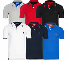 U.S. POLO ASSN. Shortsleeve Polo Shirt Herren Polo-Shirt Polohemd Hemd Freizeit