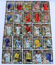 Panini Adrenalyn Road to World Cup Russia 2018 - Auswahl Karten limited Edition